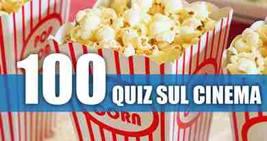 100 Quiz sul cinema - Difficili